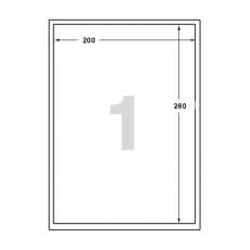 푸른터전지라벨P0101(100매)