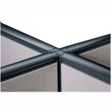 PVC45T십자기둥