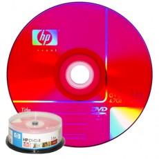 HP DVD-R 16배속25P