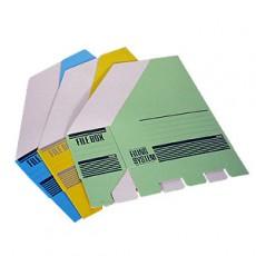 종이화일박스A4(노랑)