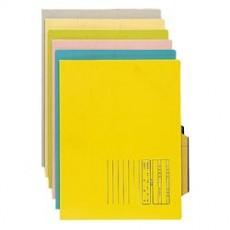 문서보관화일10매(노랑)